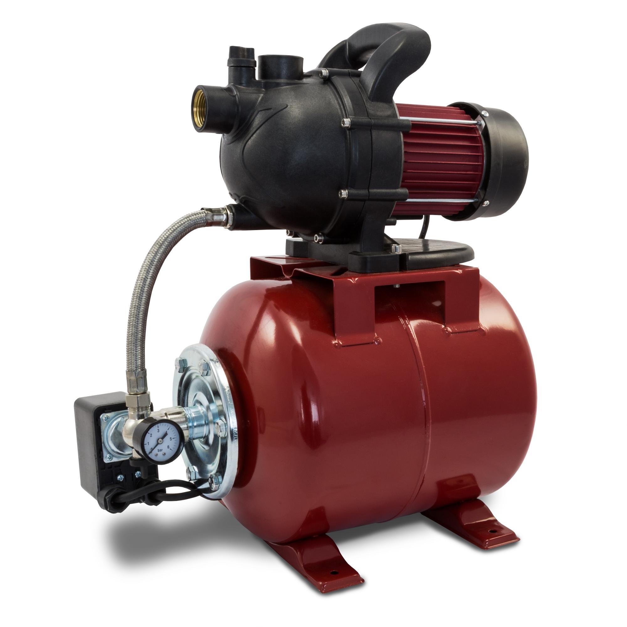 1000 watt hauswasserwerk 3500 l h gartenpumpe wasserpumpe pumpe 44 meter 4260130117382 ebay. Black Bedroom Furniture Sets. Home Design Ideas