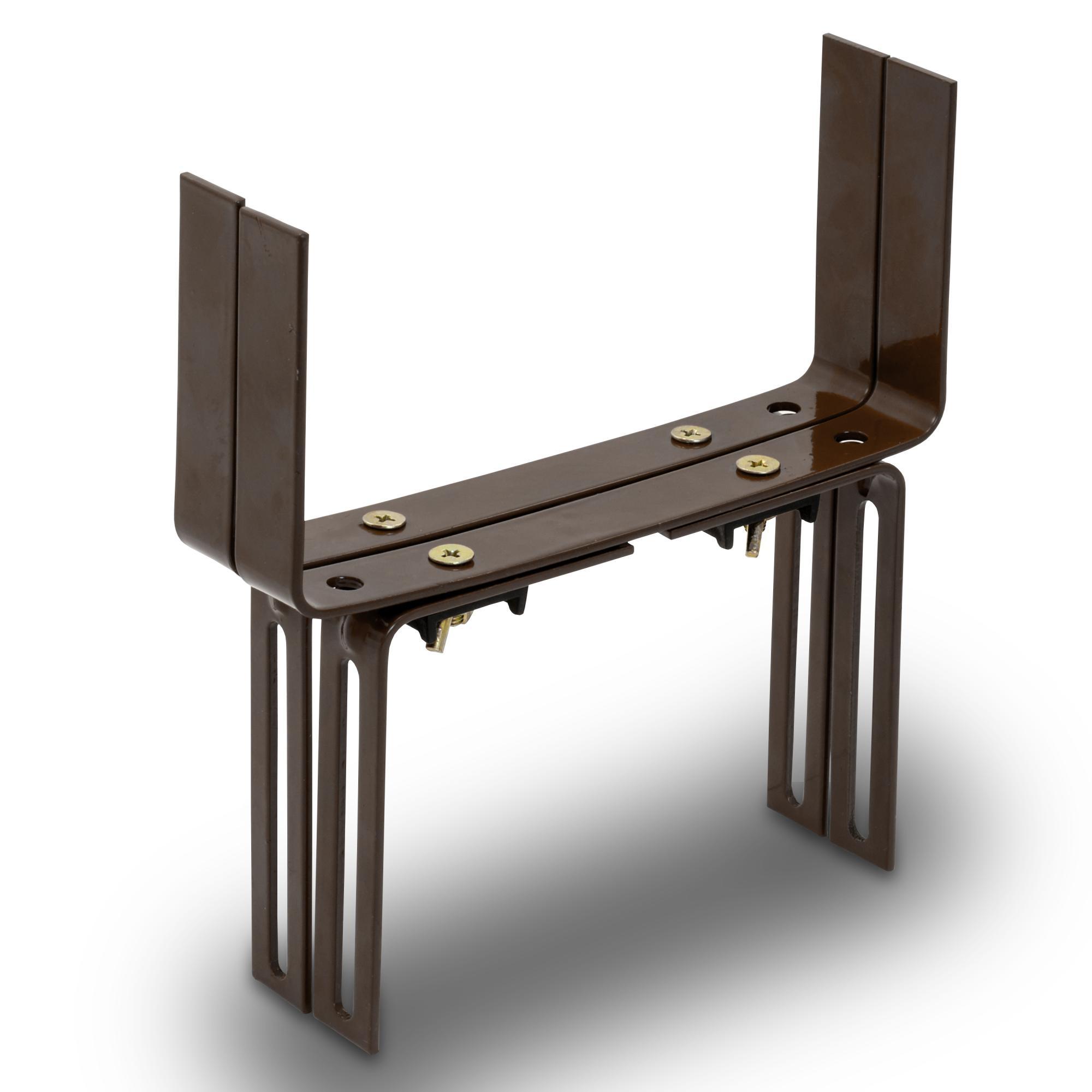 2 blumenkastenhalter blumenkasten balkonkasten halter. Black Bedroom Furniture Sets. Home Design Ideas