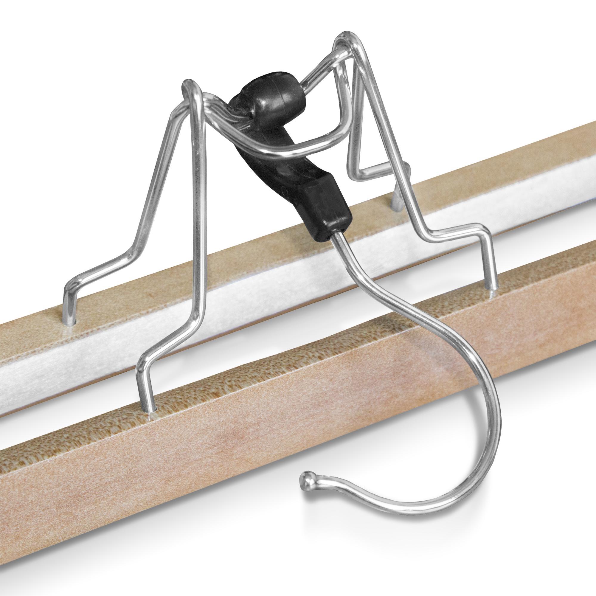 hosenspanner holz hosenb gel kleiderb gel hosen klemmb gel spanner ebay. Black Bedroom Furniture Sets. Home Design Ideas