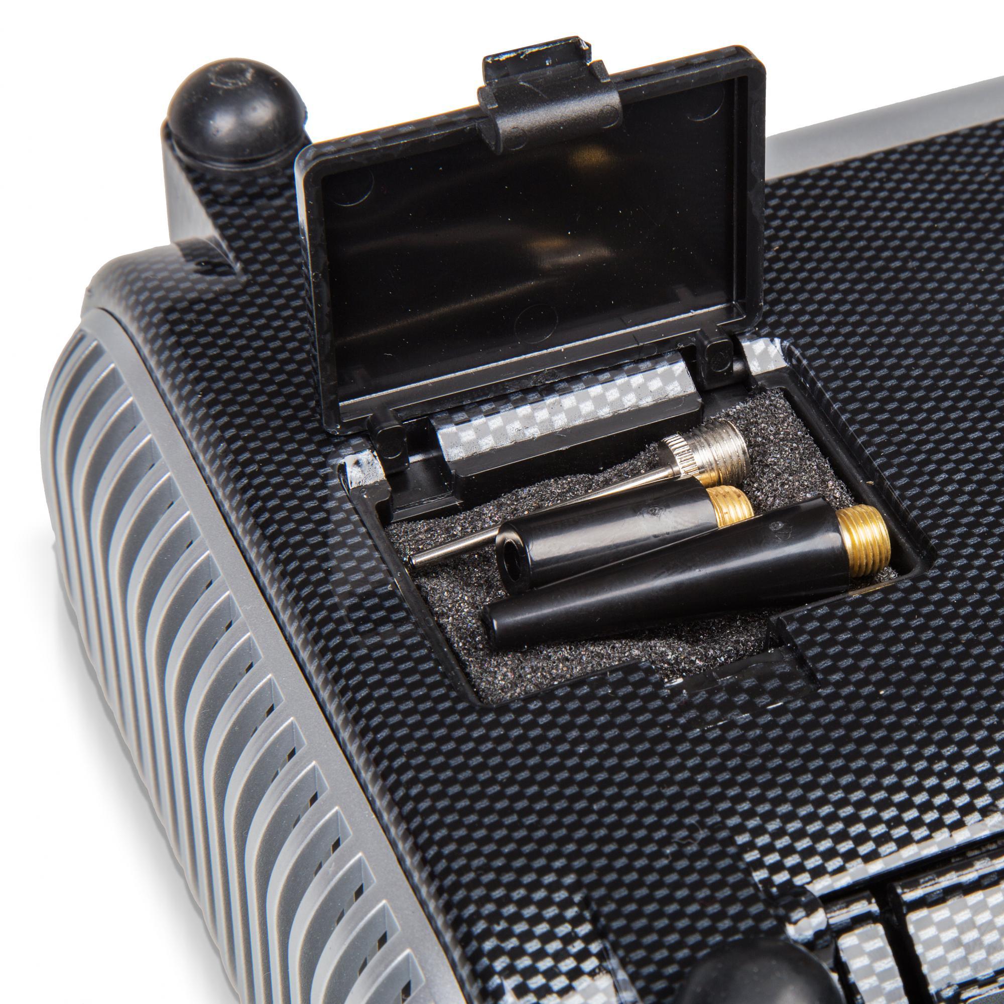 Tragbare digitale lcd-anzeige rad reifen reifen auto luftdruckprüfer tester G7M1