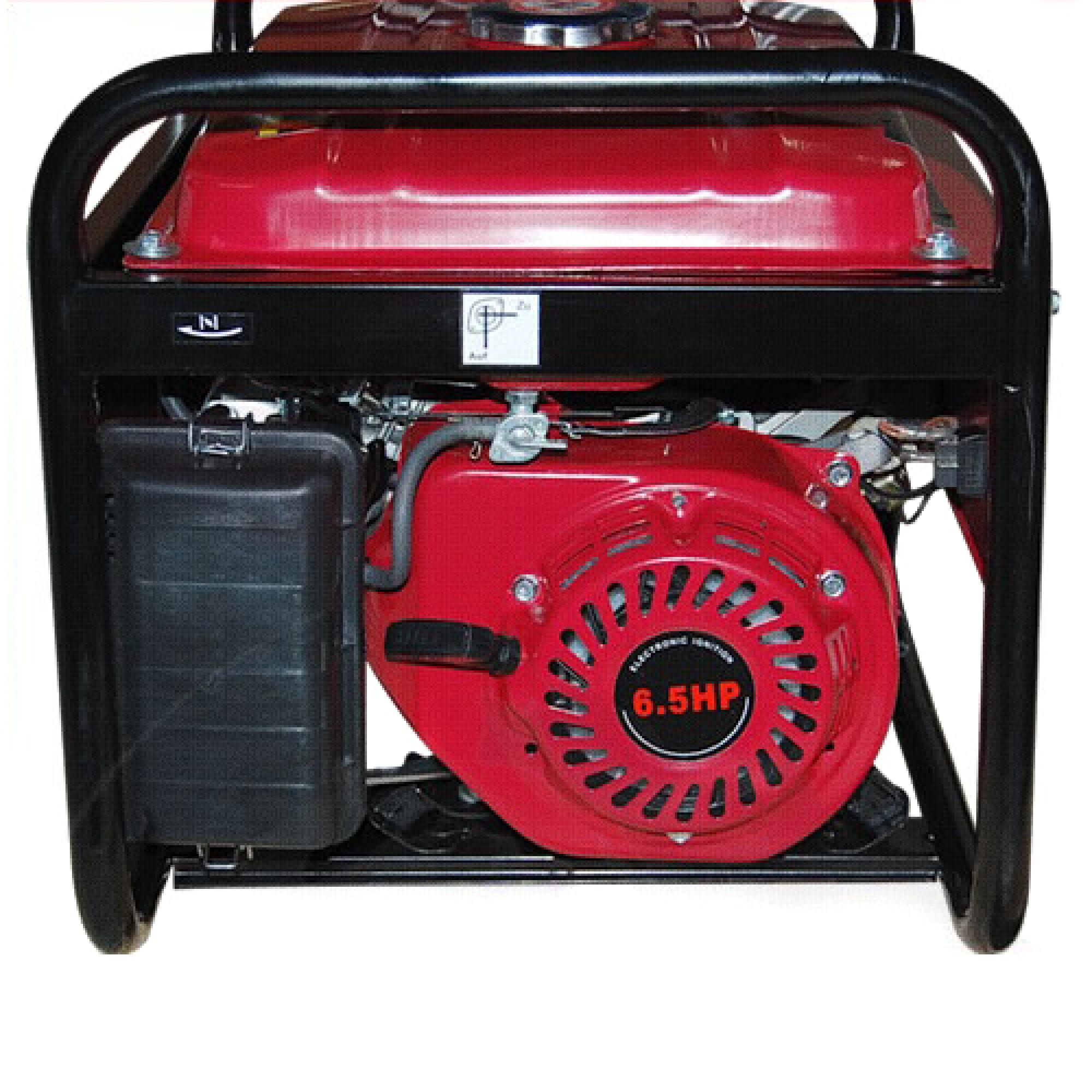 stromerzeuger 2800 watt 6 5 ps generator stromaggregat. Black Bedroom Furniture Sets. Home Design Ideas