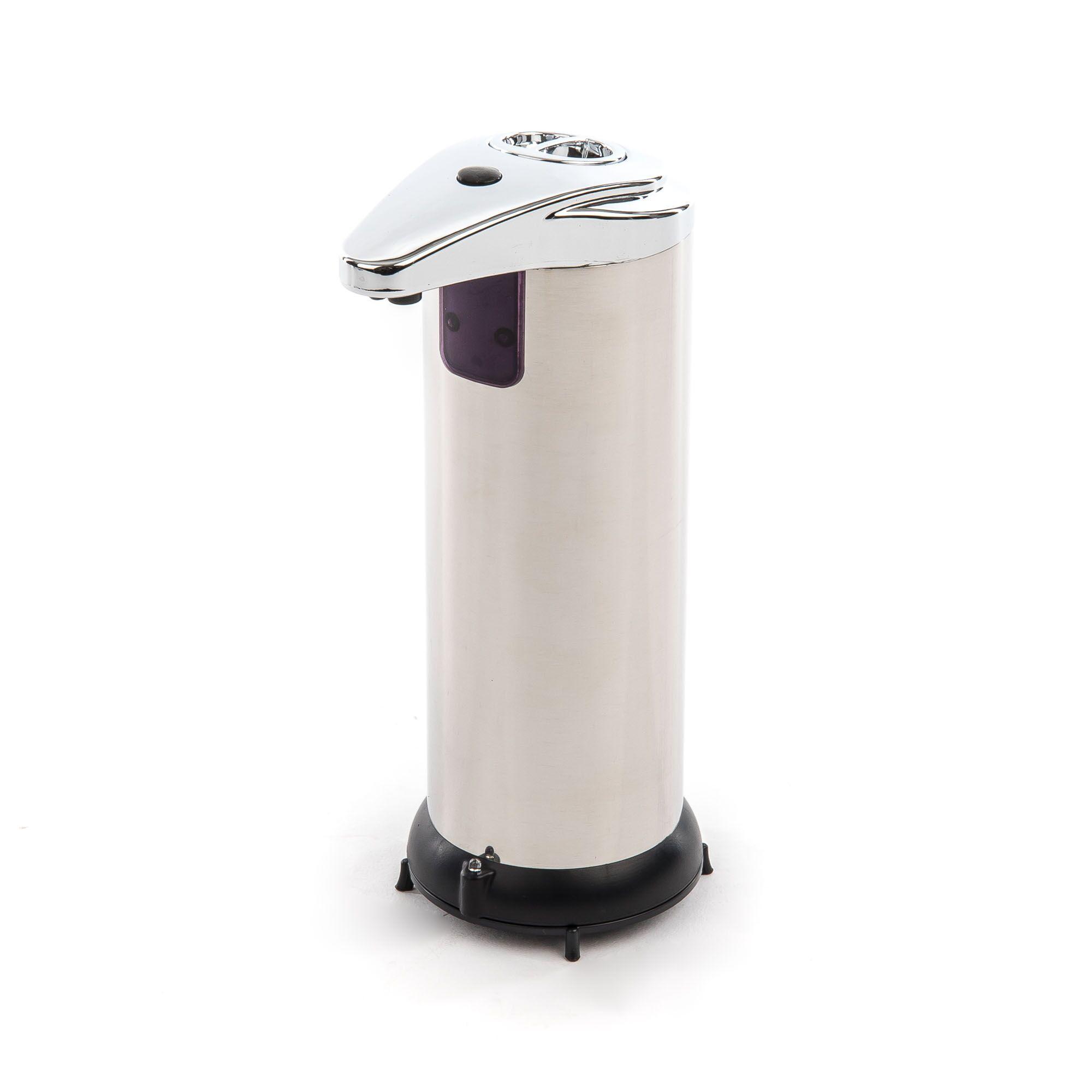 600ml Automatischer Seifenspender Seifendosierer Infrarot Sensor Flüssigseifen